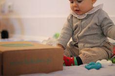 bububox + nove meses + bebé + artigos para bebés + crescimento mês a mês
