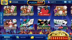 Mega888 2020 - Free Download Apk IOS | Register Login ID Mega888 Free Casino Slot Games, Online Casino Games, Best Online Casino, Online Games, One Time Password, Play Free Slots, Play Game Online, Different Games, Android Apk