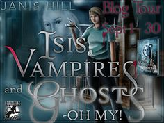 Sapphyria's Book Reviews: Isis, Vampires and Ghosts ~ Oh My! (Other World Se...