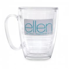 Of course I need this!  Ellen Patch Cup By Tervis