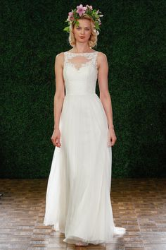 Spring 2015 D.I.D by Watters Tiana Gown style 53712