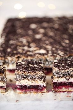 Low Carb Protein Bars, Protein Bar Recipes, Protein Cake, Polish Desserts, Polish Recipes, Just Desserts, Sweet Recipes, Cake Recipes, Dessert Recipes
