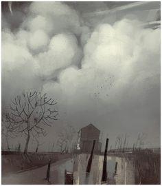 gloomy by betteo.deviantart.com on @DeviantArt