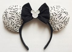 Silly Symphony Inspired Ears by TheseLittleBeauties on Etsy