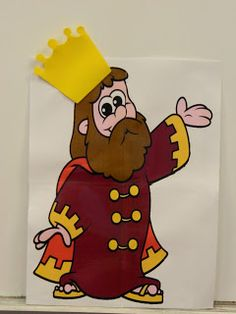 Hands On Bible Teacher: David Crowned King