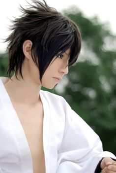 BEST COSPLAY OF UCHIHA SASUKE EVER !!!