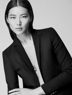 Editorial Photography, Portrait Photography, Fashion Photography, Liu Wen, Fashion Model Poses, Foto Fashion, Portraits, Beautiful Asian Women, Minimal Fashion