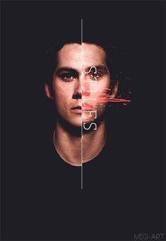 • Teen Wolf Dylan O'Brien Holland Roden tyler hoechlin Tyler Posey Crystal Reed arden cho daniel sharman miguelmc mteenwolf mig-art •