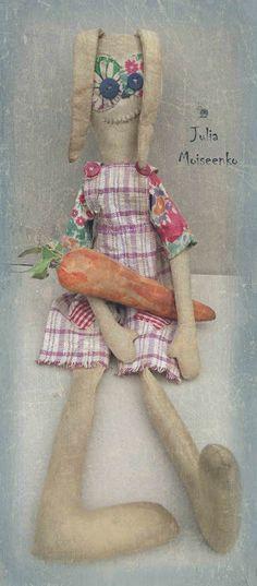Julia Moiseenko HANDMADE: Mad Rabbit