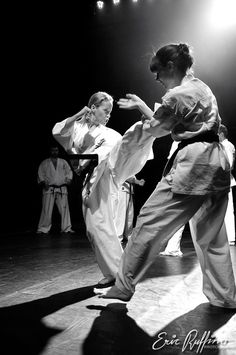 I do not even know if Karate is a sport but whatever I like it