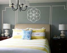 Seed of Life Bedroom