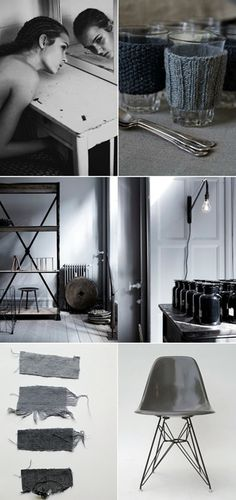 STIL INSPIRATION: Autumn mood - Grey