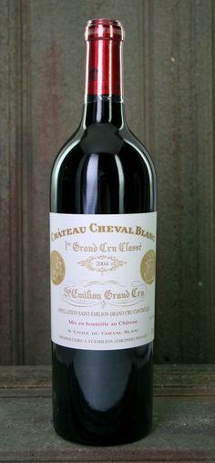 2004 Chateau Cheval Blanc St Emilion Grand Cru Bordeaux