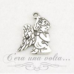Merceriaceraunavolta.it | Charms angelo