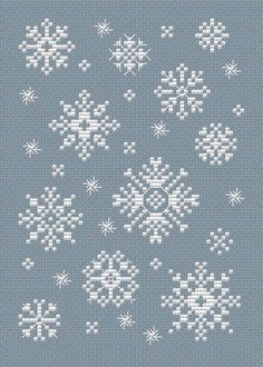 photo links to free pattern from Sue Hillis