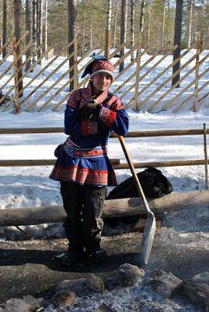Lapland | Travel blog -  Sami People