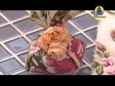 Tudo Artesanal   Sachê de Vermiculita por Peter Paiva - 02 de Abril de 2013 - YouTube