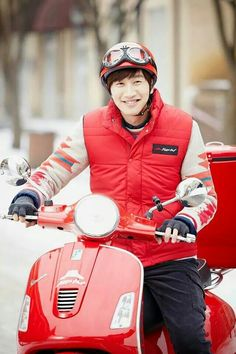 Pizza delivery man - Lee Kwang Soo