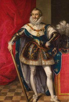 HENRI IV DE BOURBON