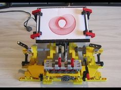 LEGO Technic - Spirograph [HD]