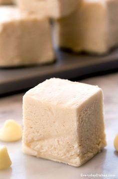 White Russian fudge recipe