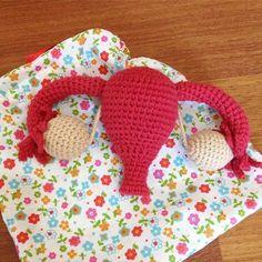 crochet uterus with Fallopian tubes&ovaries ‼️you can find finished and pattern on my etsy shop ‼️ etsy.com/shop/bebeklikedishop #etsyshop #etsy #crochet #crochetpatterns #uterus #newetsyseller #etsysale #crochetuterus #doula #midwife #pattern #amigurumipattern #diy