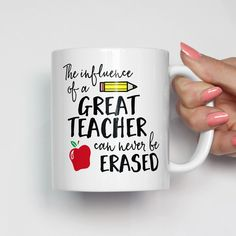 Everyone needs a great mug to enjoy their favorite hot drink, so pick a design that speaks to you! Or find the perfect gift for your friend, loved one, teacher.