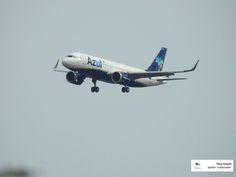 Primeiro A320neo da Azul chega ao Brasil dia 17 de Outubro! :: Runway News