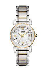 Caravelle by Bulova Diamond Ladies Watch 45P104 Caravelle by Bulova. $89.00. Save 55%!