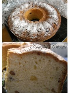 This is supposedly a recipe that Marie Antoinette took with her from Austria to France, where it became increasingly popular. It is traditionally baked in a special Kugelhopf mold, which gives it a festive look (it can be made in a tube pan) Thus it makes a delightful holiday bread. Kugelhopf is an excellent coffee cake or breakfast bread, especially with fresh butter and honey. It can also be served topped with fruit, and makes delicious toast indeed. I seached for this recipe for many…