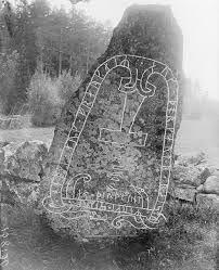 Mjöllnir Hammer of Thorr Art Viking, Viking Runes, Viking Ship, Ancient Runes, Ancient Art, Art Scandinave, Viking Pictures, Les Runes, Nordic Runes