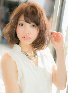 ルミエール 【studio Teo】 http://beautynavi.woman.excite.co.jp/salon/24844?pint ≪ #bobhair #bobstyle #bobhairstyle #hairstyle・ボブ・ヘアスタイル・髪型・髪形 ≫