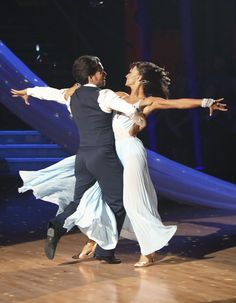 Dancing With The Stars: All-Stars Week 6 Apolo and Karina in my dance of the week