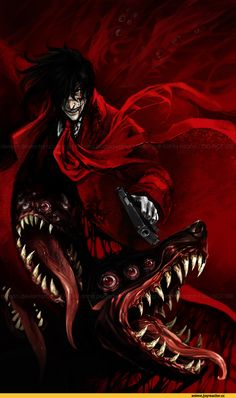 Alucard aka Dracular aka The Lord of Blood aka The Main character of Hellsing aka. A little whos getting fucked by a Priest !