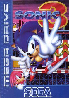 Sonic 3 - Mega Drive