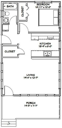 Amazing Shed Plans PDF house plans, garage plans, amp; shed plans. - Now You Can Build ANY Shed In A Weekend Even If You've Zero Woodworking Experience! Start building amazing sheds the easier way with a collection of shed plans! Plan Tiny House, Tiny House Living, Small House Plans, Guest House Plans, Shed House Plans, Living Room, The Plan, How To Plan, Espace Design