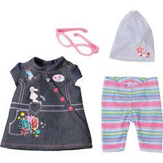 Neu Zapf Creation BABY born Deluxe Jeans Kollection, sortiert 6576660   Spielzeug, Puppen & Zubehör, Babypuppen & Zubehör   eBay!