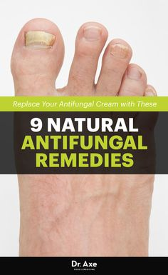 Fungal infections can often cause much discomfort or even embarrassment (think stinky feet). Here are 9 natural ways to treat this issue.