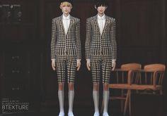Fascination - Short slim pit suit by Black-le.