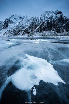 Lofoten Islands, Norway ~ Winter Landscape