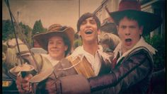 Freddie, Cook and JJ