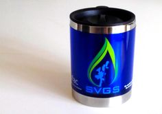 SVGS Mug brand design