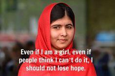 12 Powerful And Inspiring Quotes From Malala Yousafzai