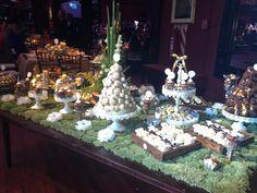 """Mesa de dulces para bodas, Almacén """"La Chona"""". Asunción - Paraguay"""