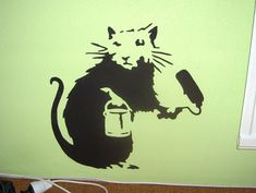 stencil-painting 5 by *wolf-lion on deviantART
