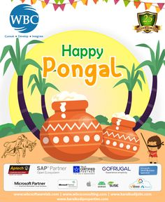 Enterprise Application Integration, Pongal Celebration, Happy Pongal, Wbc, Visit Website, Joy And Happiness, Open Source, Information Technology, Software
