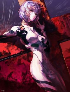 愼 ☼ ριητεrεsτ policies respected.( *`ω´) If you don't like what you see❤, please be kind and just move along. Manga Anime, Me Anime, Manga Art, Anime Art, Neon Genesis Evangelion, Rei Ayanami, Evangelion Tattoo, Character Art, Character Design