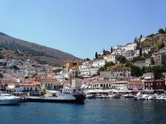 Are you looking for a day trip from Athens? Read here about a day cruise from Athens that visits three islands, Hydra, Poros and Aegina.