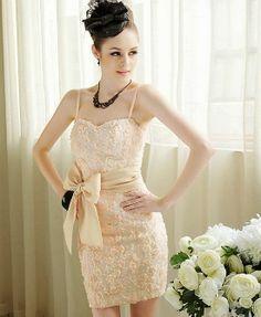 Vintage Fashion: Soft Rose Dress