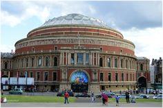 Royal Albert Hall.  Londres  http://www.viajesenfamilia.it/
